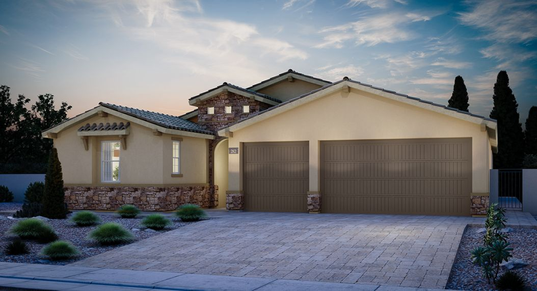 Artesia and Pleasant Valley will be the first Lennar communities in Pahrump.