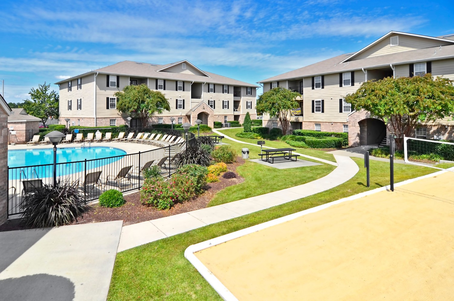 Asset Living manages the 33 East apartment community.