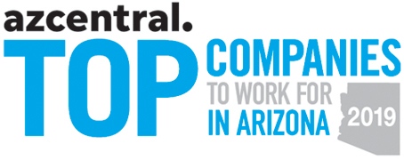 AZCentral Top Companies To Work For 2019