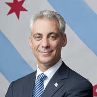 Chicago's Mayor Rahm Emanuel