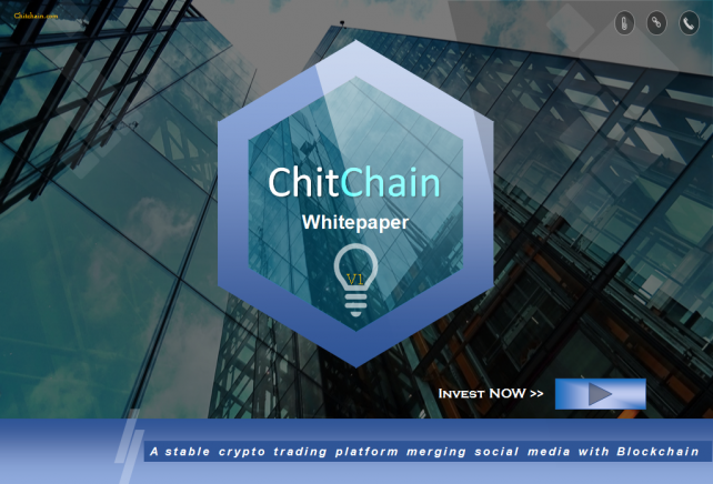 ChitChain - The only stable future for crypto trading