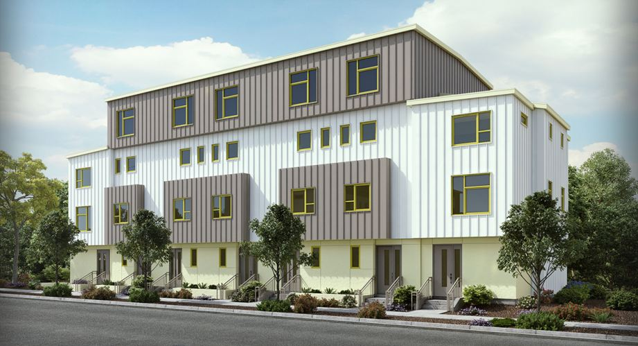 Element is a new Lennar community in Oakland now selling new townhomes.