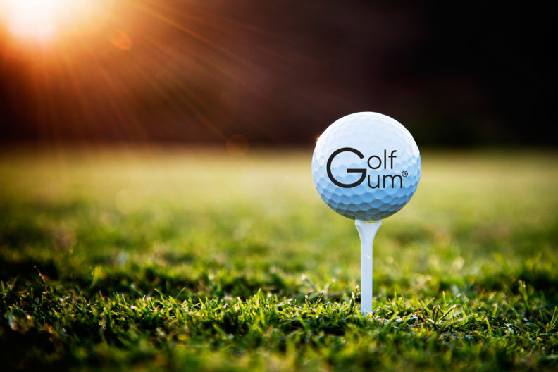 Golf Gum Ball Photo