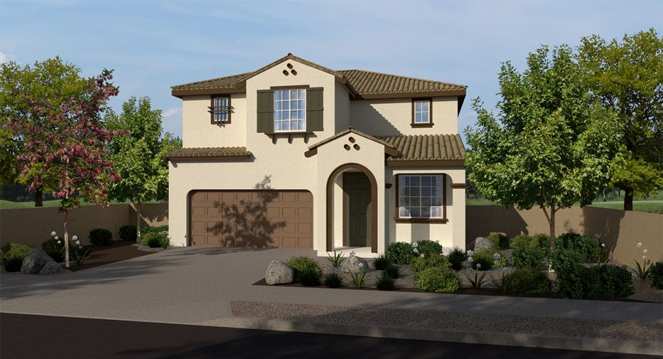 Grand Park in Ontario Ranch is one of three new communities that just opened.
