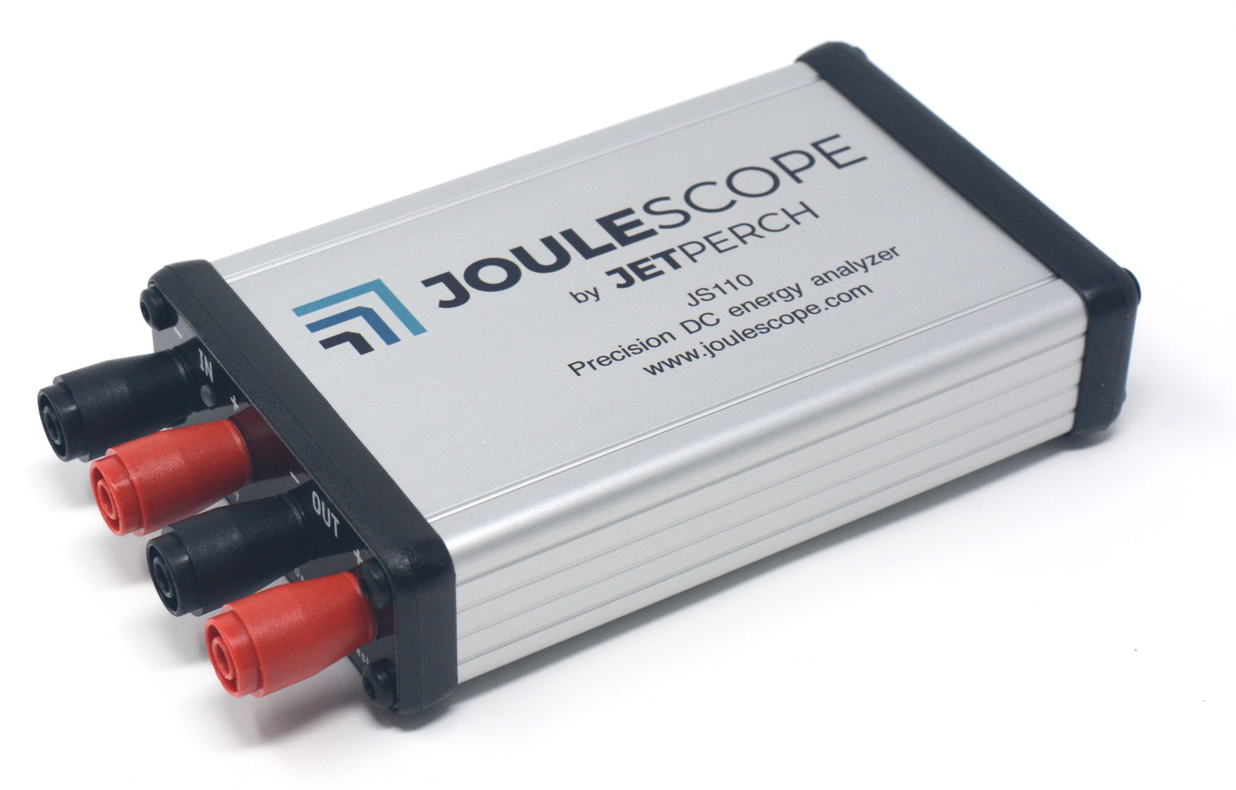 Joulescope side view