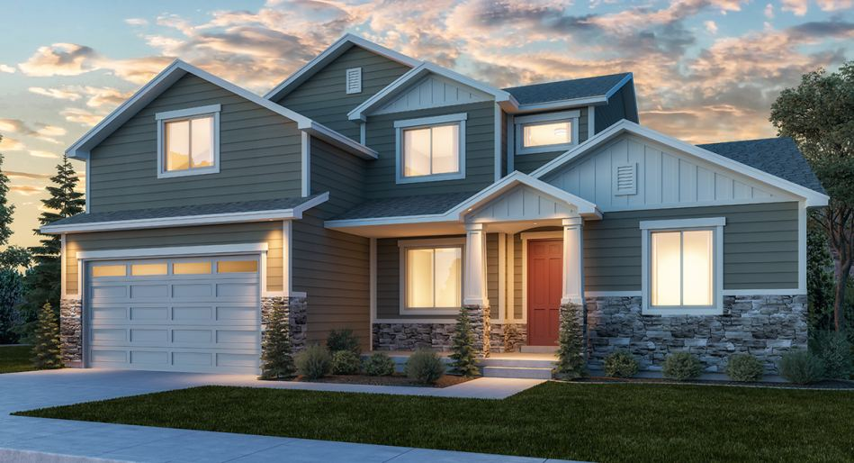 Lennar brings their line of Next Gen® homes to Utah at Shamrock Village.
