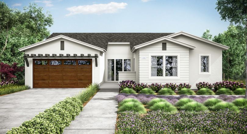 Lennar Central Valley is bringing their new Skye Series to Gossamer Grove.