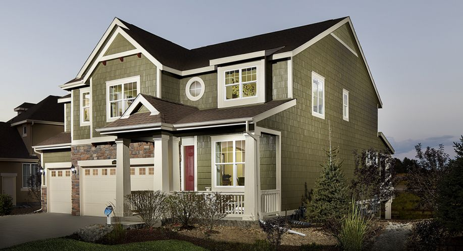 Lennar's new community Inspiration is now pre-selling in Aurora.