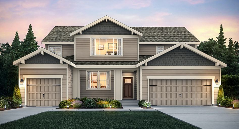 Lennar's Semanski Farms will Grand Open in Enumclaw on Saturday, October 27.