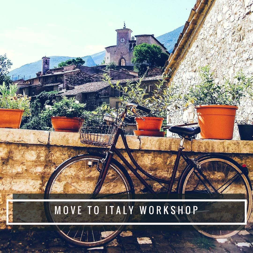 move to italy workshop bike