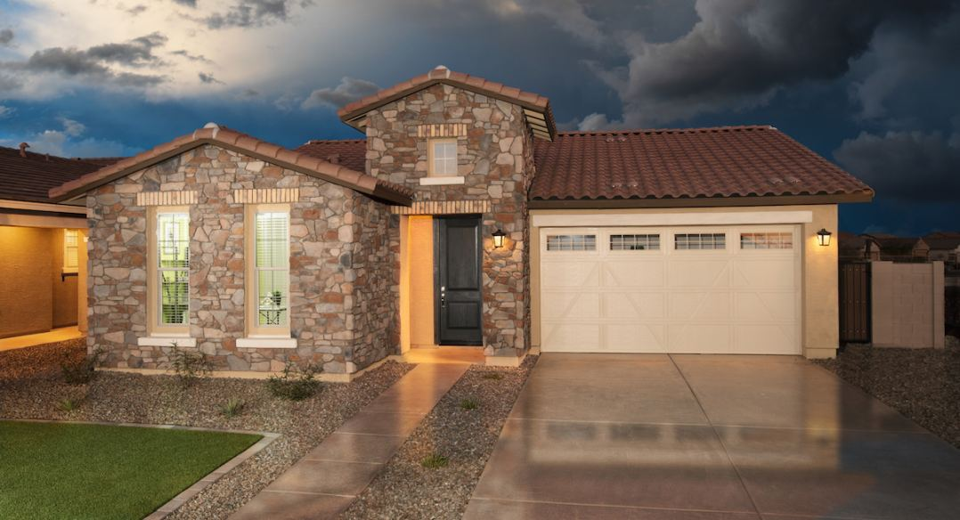 New homes in Glendale for sale near the Arrowhead Town Center