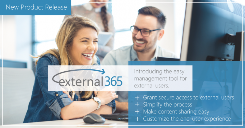 New Product Release: external365