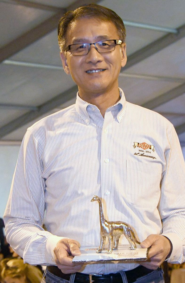 PADT's Rey Chu Receives AMUG DINO Award for Three Decades in 3D Printing