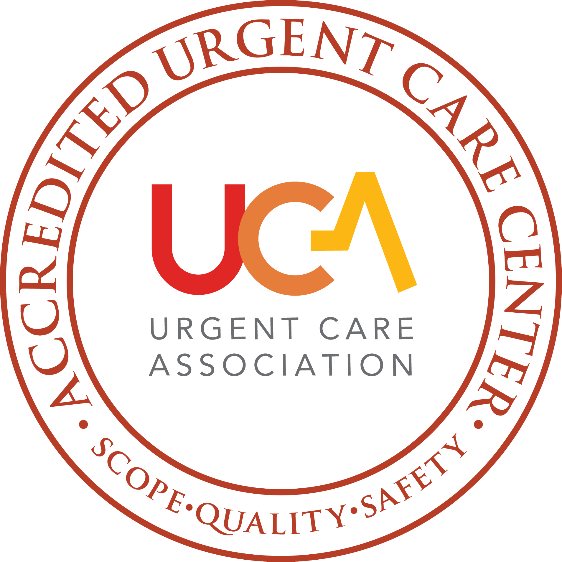 Premier Health is Fully Accredited by the UCA