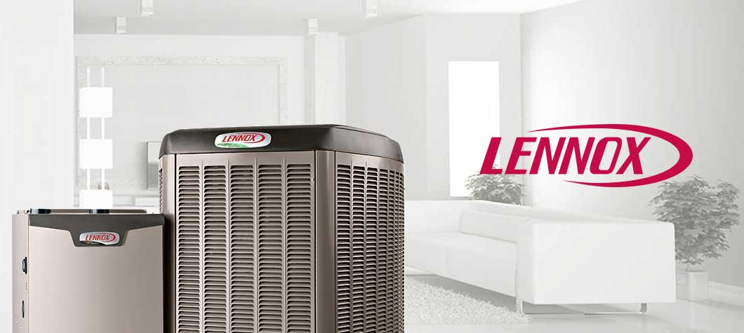 Robinson Heating & Cooling Lennox furnaces and air conditioners