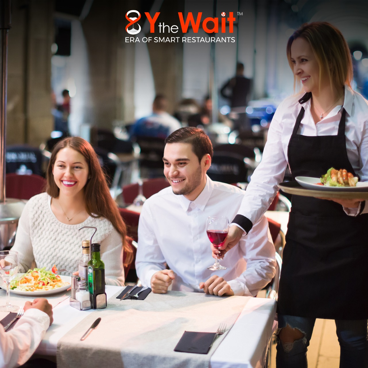Y the Wait - Digital Waiter App - Smart Dine In