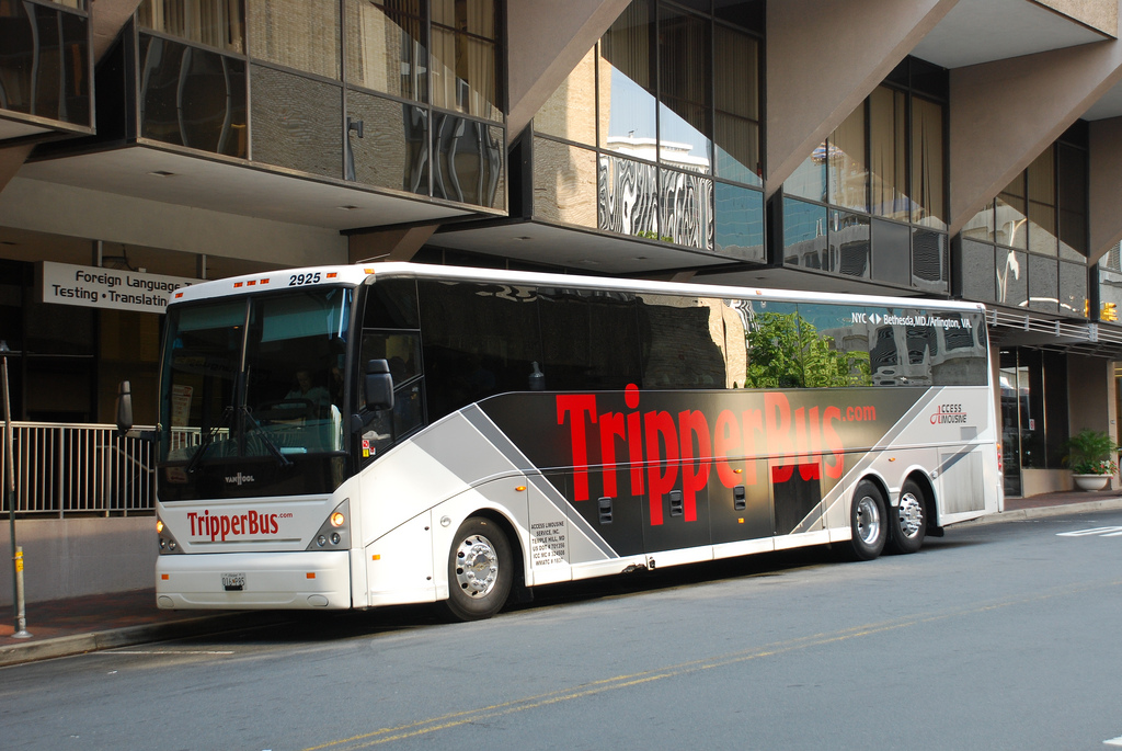 Tripper Bus convenience and comfort