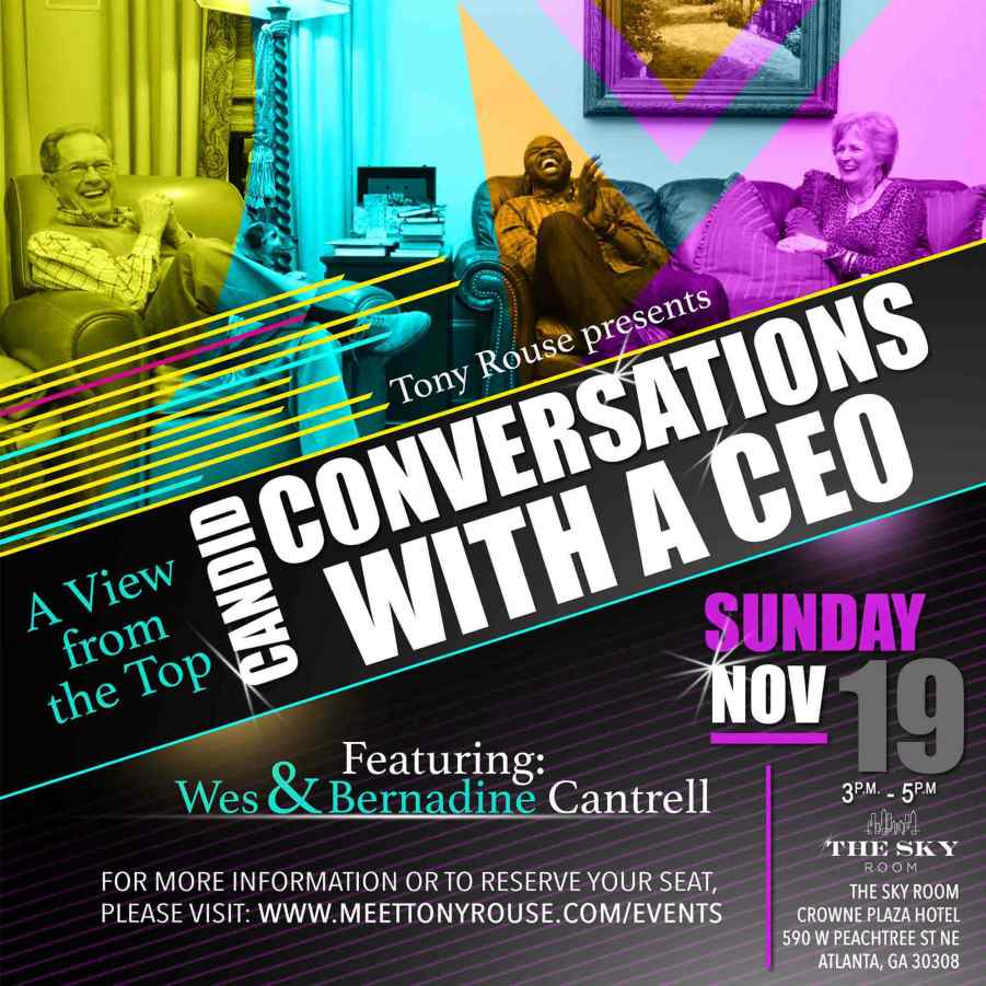 A View from the Top: Candid Conversations with a CEO